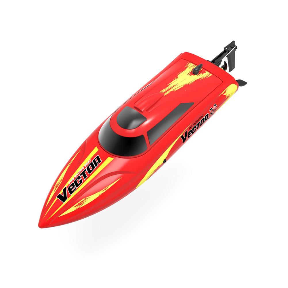 rc-boats Volantex V795-3 Vector30 ABS Hull Material 28km/h Self-righting Mini RC Boat RC1300661 2