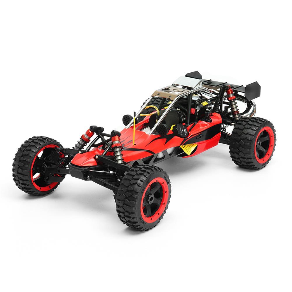 rc-cars Rovan Baja 305 Rc Car 1/5 RWD 30.5cc Gas 2 Stroke Engine Symmetrical Steering RTR Buggy No Battery RC1305439