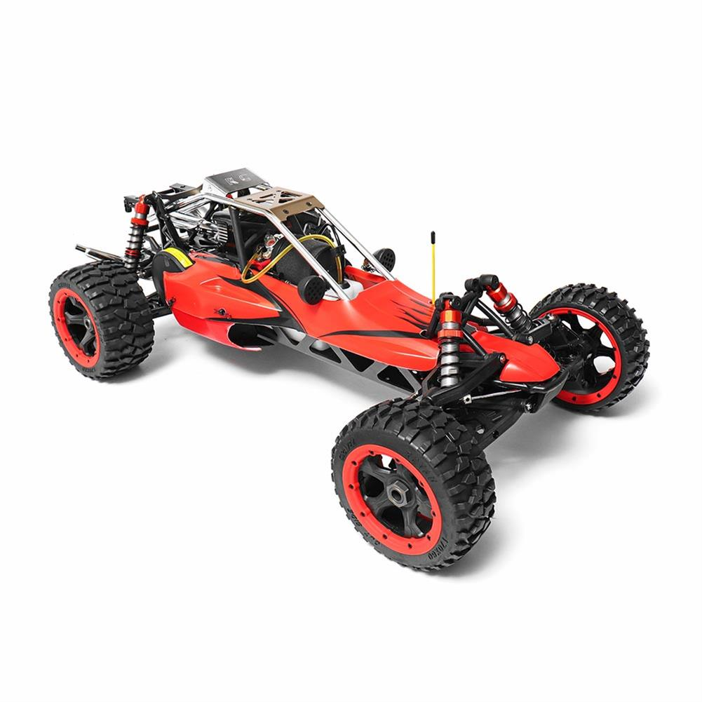 rc-cars Rovan Baja 305 Rc Car 1/5 RWD 30.5cc Gas 2 Stroke Engine Symmetrical Steering RTR Buggy No Battery RC1305439 3