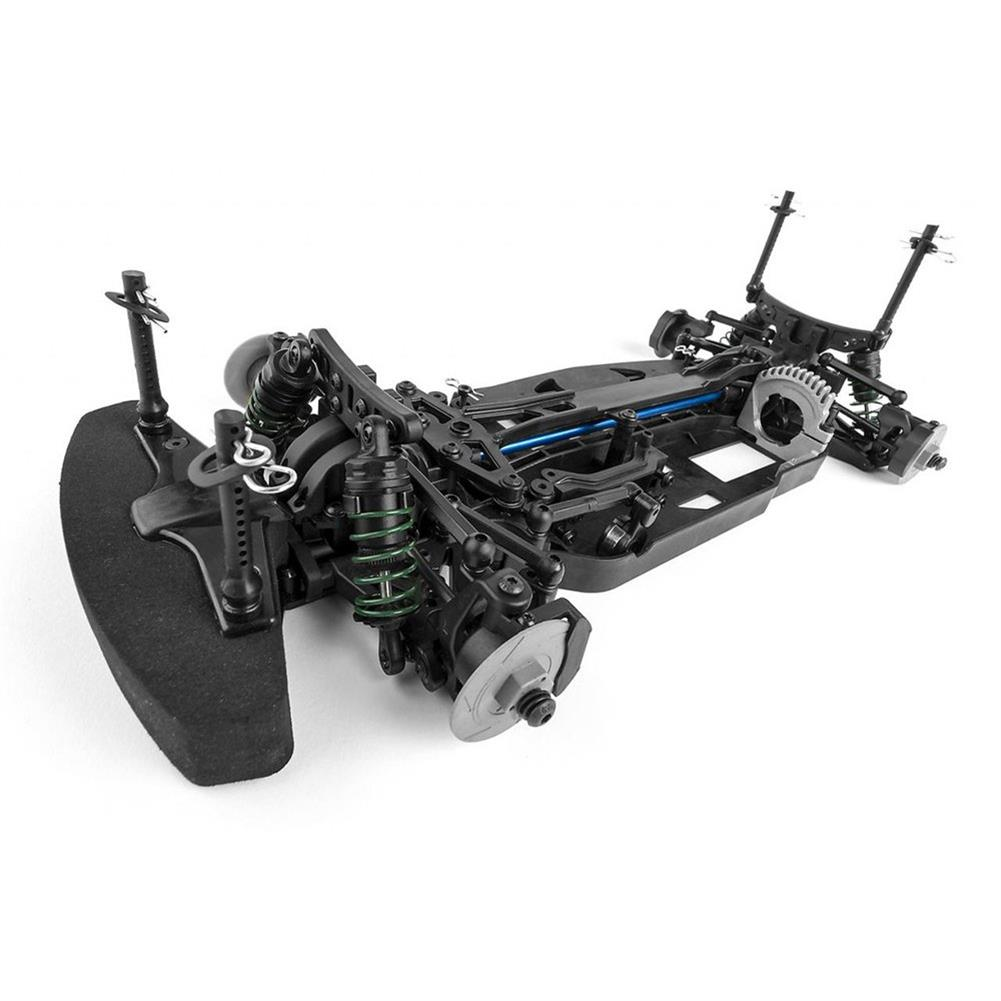 rc-cars-Team Associated APEX Limited Edition 1/10 4WD Touring Rc Car Kit Without Electronic Part-RC1305441
