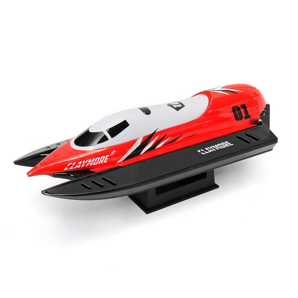 rc-boats Volantex V795-2 2.4GHz 2CH 28KM/h High Speed 25.5cm Mini Racing RC Boat RTR RC1307256