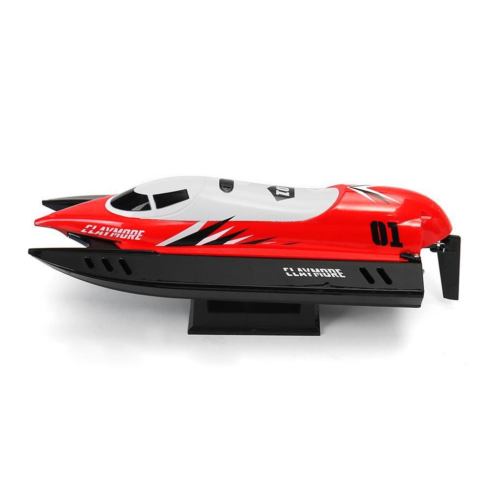 rc-boats Volantex V795-2 2.4GHz 2CH 28KM/h High Speed 25.5cm Mini Racing RC Boat RTR RC1307256 1