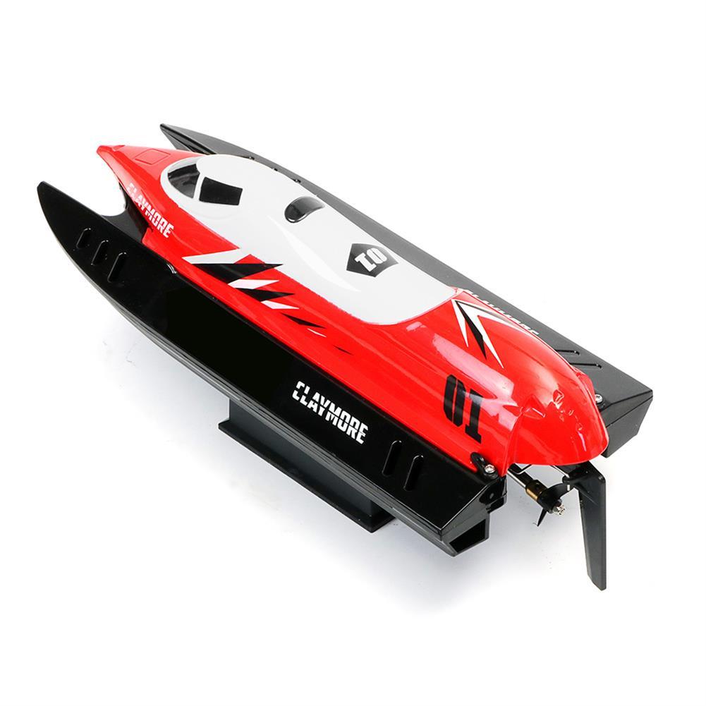 rc-boats Volantex V795-2 2.4GHz 2CH 28KM/h High Speed 25.5cm Mini Racing RC Boat RTR RC1307256 2