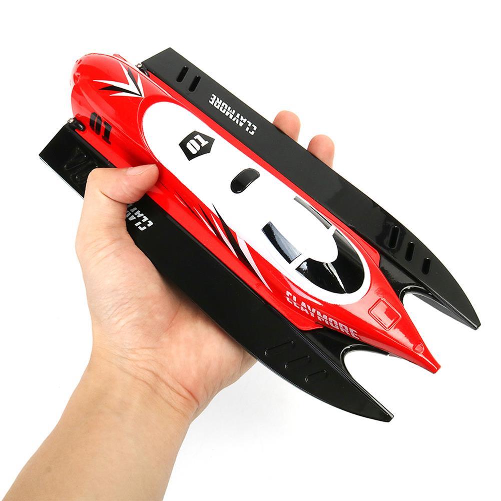 rc-boats Volantex V795-2 2.4GHz 2CH 28KM/h High Speed 25.5cm Mini Racing RC Boat RTR RC1307256 3