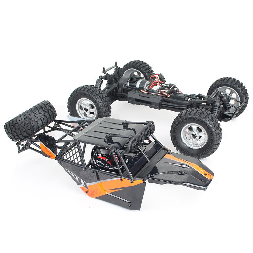 rc-cars HBX 12815 1/12 2.4G 4WD 30km/h Racing Brushed RC Car Off-Road Desert Truck With LED Light Toys RC1311650 3