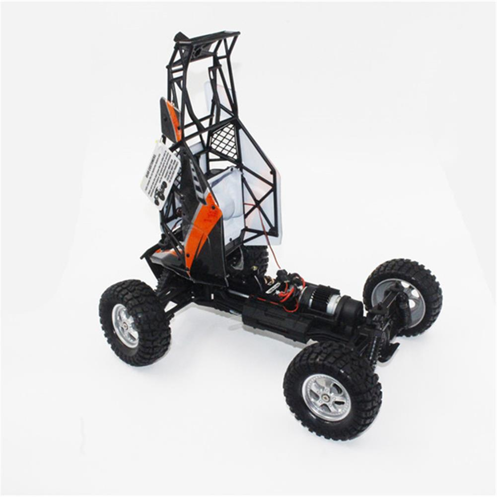 rc-cars HBX 12815 1/12 2.4G 4WD 30km/h Racing Brushed RC Car Off-Road Desert Truck With LED Light Toys RC1311650 9