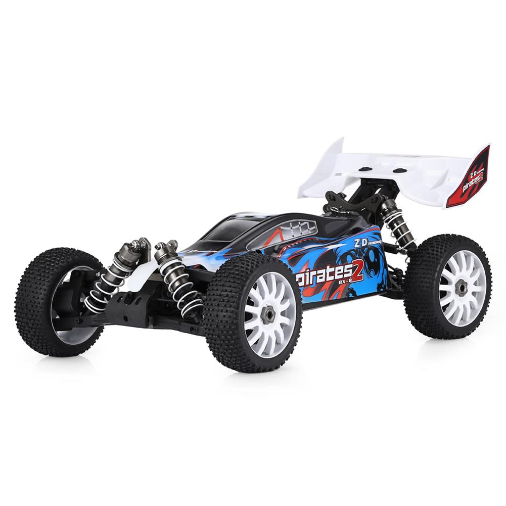 rc-cars ZD 9072 1/8 2.4G 4WD Brushless Electric Buggy High Speed 80km/h RC Car RC1312070