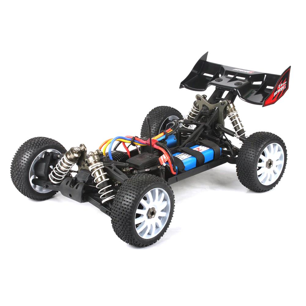 rc-cars ZD 9072 1/8 2.4G 4WD Brushless Electric Buggy High Speed 80km/h RC Car RC1312070 1