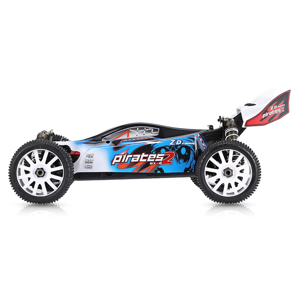 rc-cars ZD 9072 1/8 2.4G 4WD Brushless Electric Buggy High Speed 80km/h RC Car RC1312070 2
