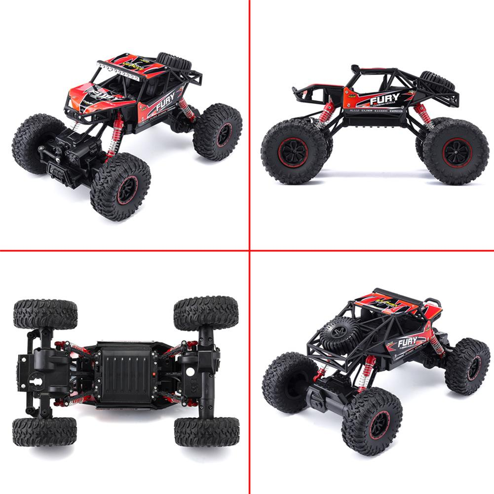 rc-cars SX TOYS 3533A 1/16 2.4G 4WD Rc Car Electric Off-Road Racing Monster Truck Vehicle With Double Motor RC1312566 6