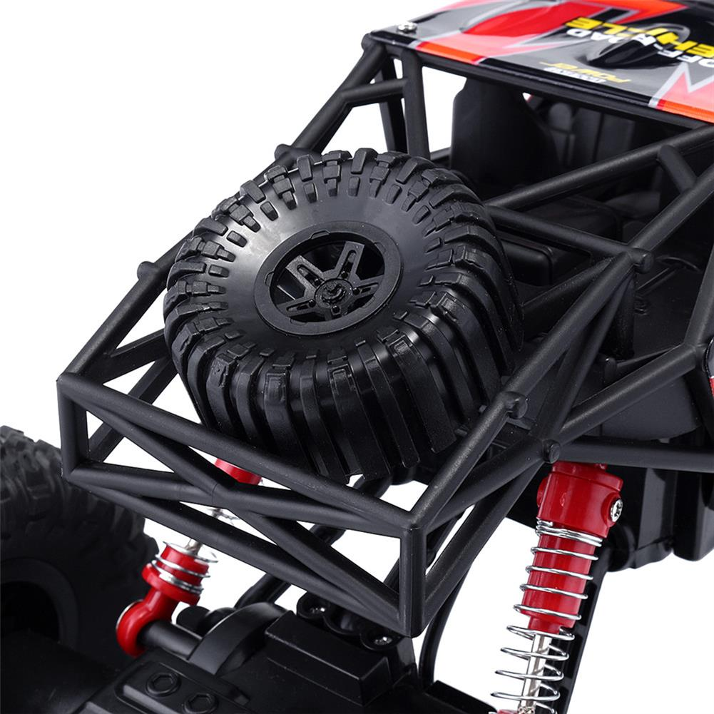 rc-cars SX TOYS 3533A 1/16 2.4G 4WD Rc Car Electric Off-Road Racing Monster Truck Vehicle With Double Motor RC1312566 9