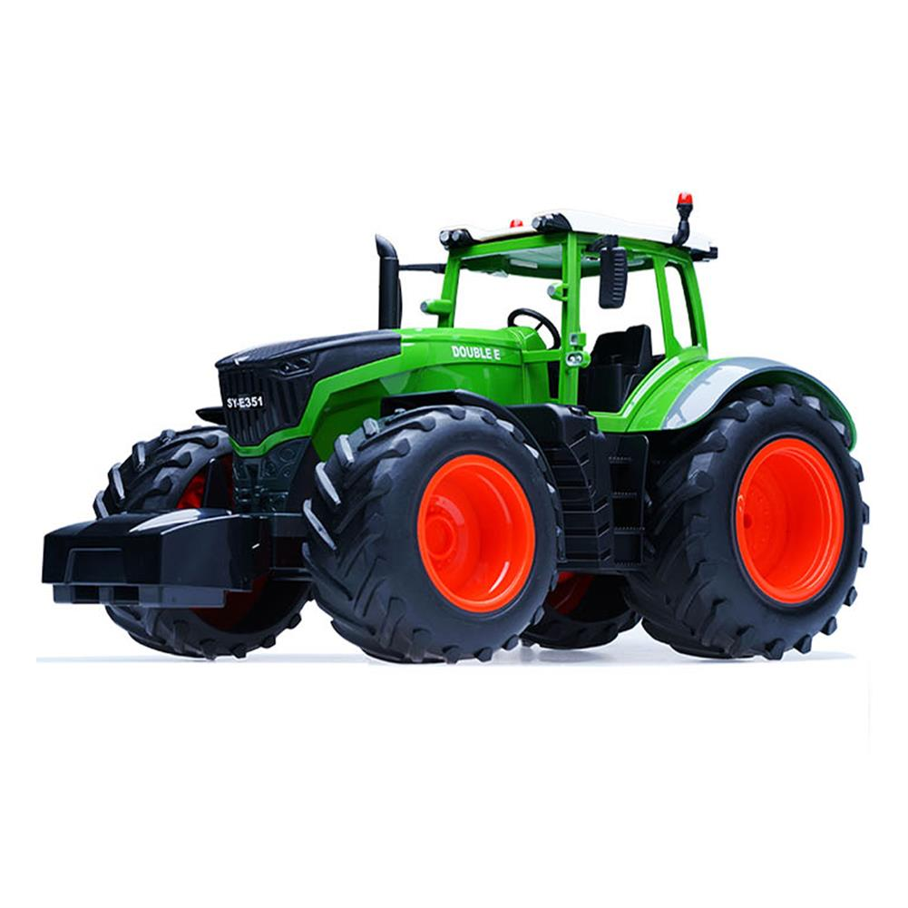 rc-cars Double E E351-001 RC Car Truck Farm Tractor 2.4G Trailer Dump Rake 4 Wheel Engineer Vehicle Toys RC1320813
