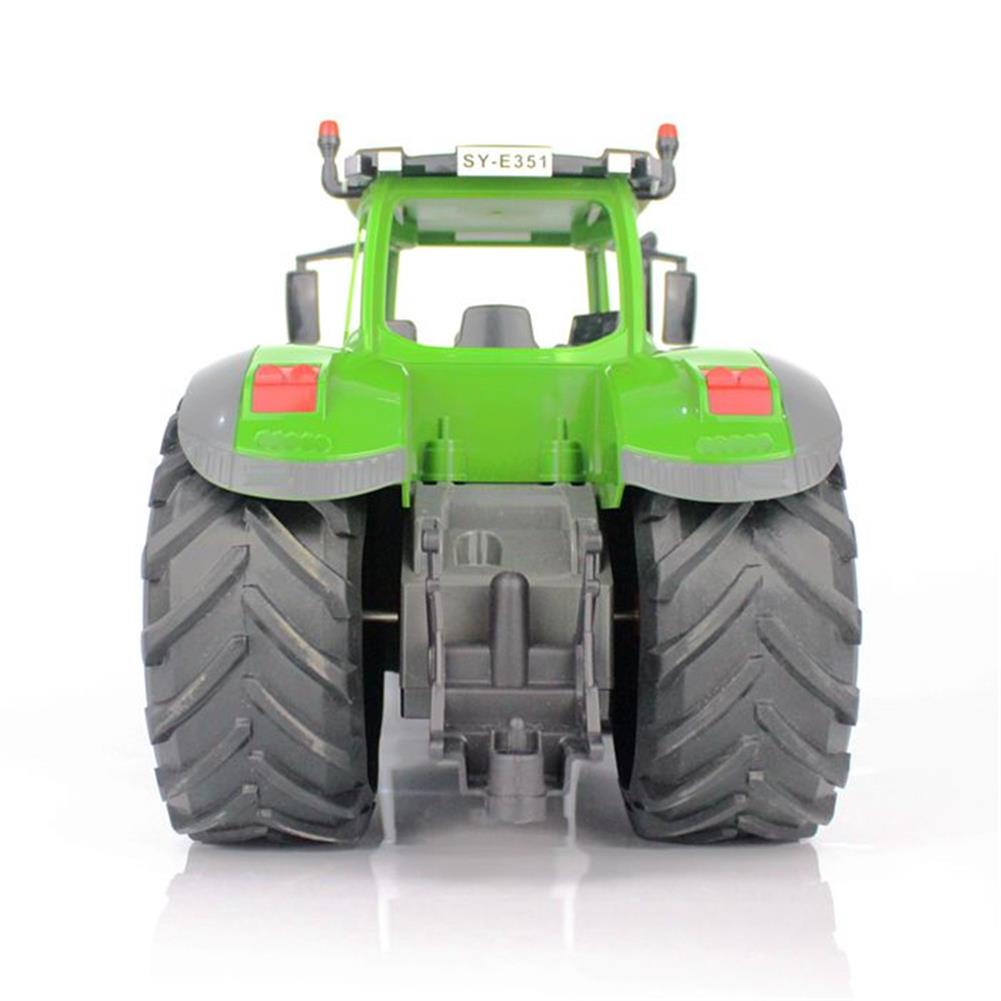 rc-cars Double E E351-001 RC Car Truck Farm Tractor 2.4G Trailer Dump Rake 4 Wheel Engineer Vehicle Toys RC1320813 4