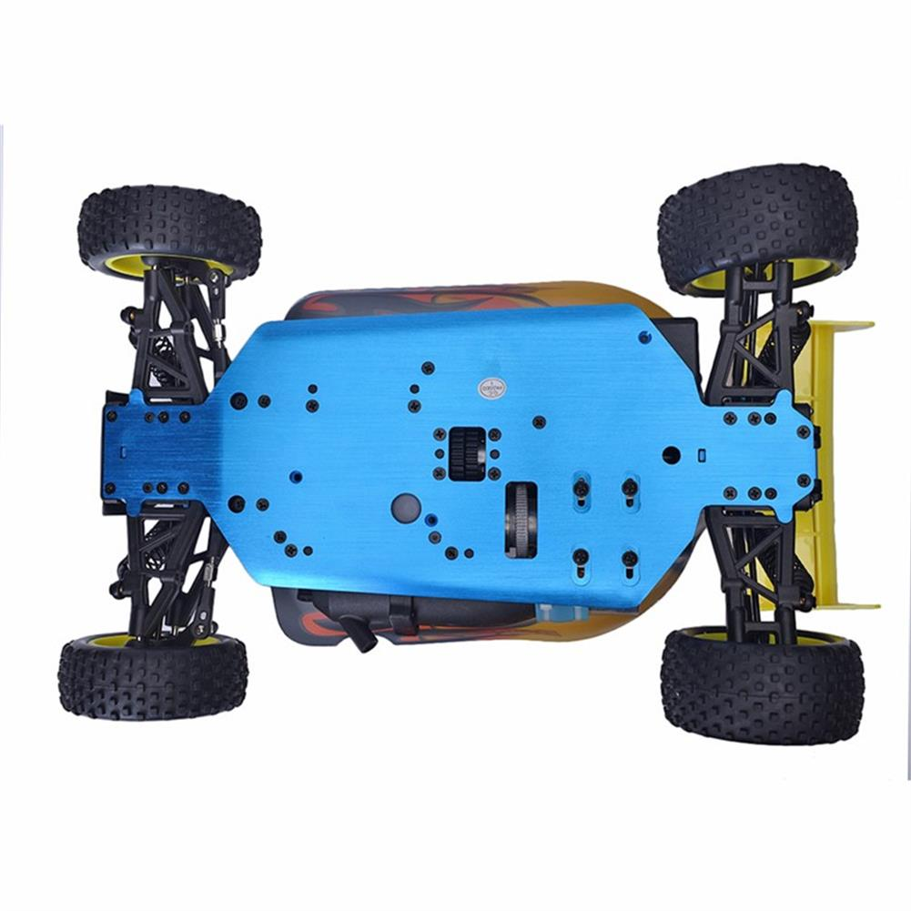 rc-cars HSP Baja 94166 1/10 2.4G 4WD 400mm Rc Car Backwash Buggy Off-road Truck With 18cxp Engine RTR Toy RC1321406 5