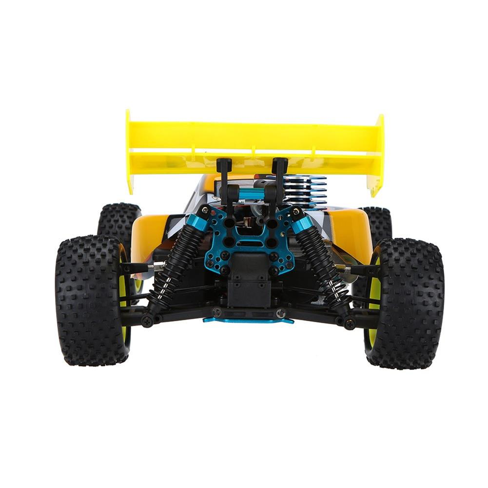 rc-cars HSP Baja 94166 1/10 2.4G 4WD 400mm Rc Car Backwash Buggy Off-road Truck With 18cxp Engine RTR Toy RC1321406 7