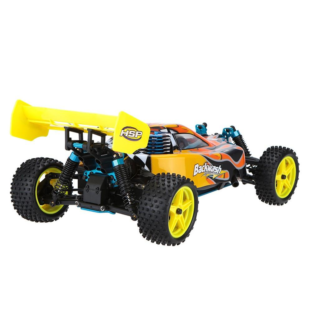 rc-cars HSP Baja 94166 1/10 2.4G 4WD 400mm Rc Car Backwash Buggy Off-road Truck With 18cxp Engine RTR Toy RC1321406 8