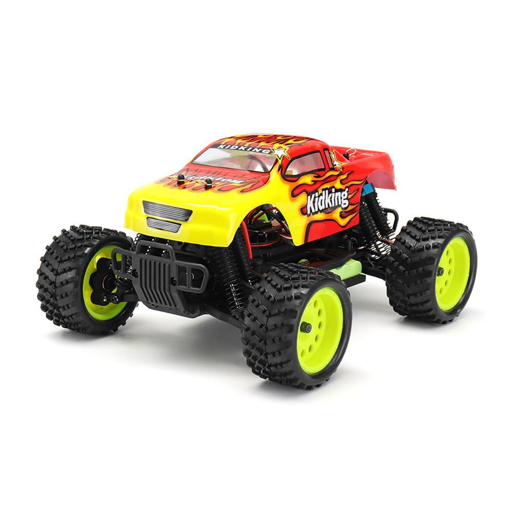 rc-cars HSP 94186 1/16 2.4G 4WD Electric Power Rc Car Kidking Rc380 Motor Off-road Monster Truck RTR Toy RC1322529