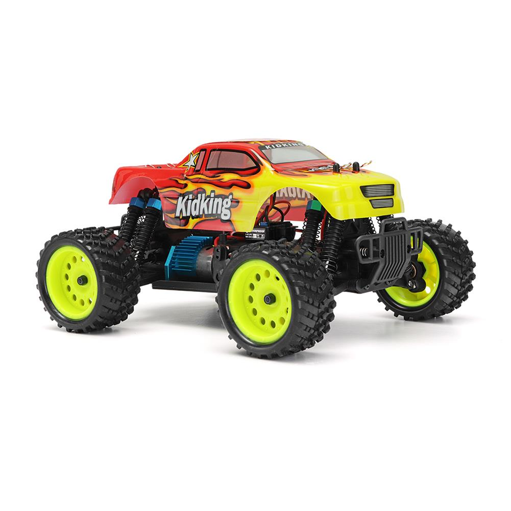 rc-cars HSP 94186 1/16 2.4G 4WD Electric Power Rc Car Kidking Rc380 Motor Off-road Monster Truck RTR Toy RC1322529 1