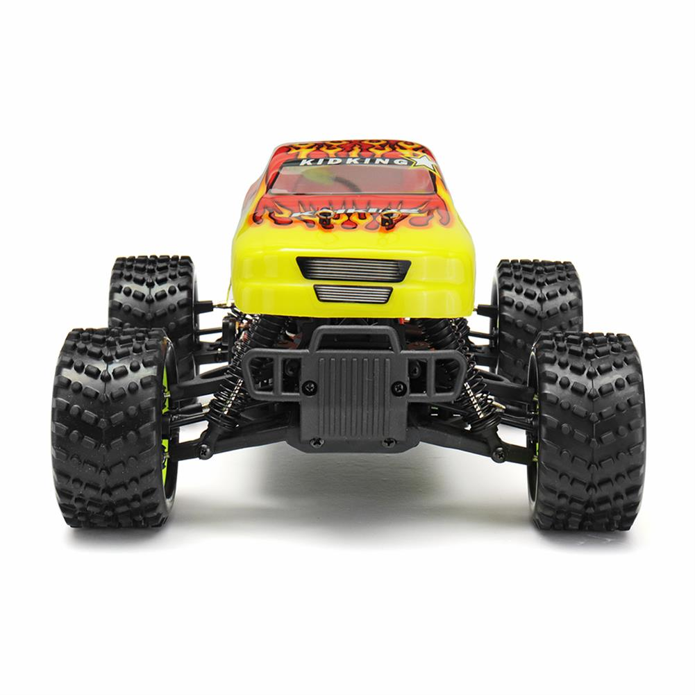 rc-cars HSP 94186 1/16 2.4G 4WD Electric Power Rc Car Kidking Rc380 Motor Off-road Monster Truck RTR Toy RC1322529 3