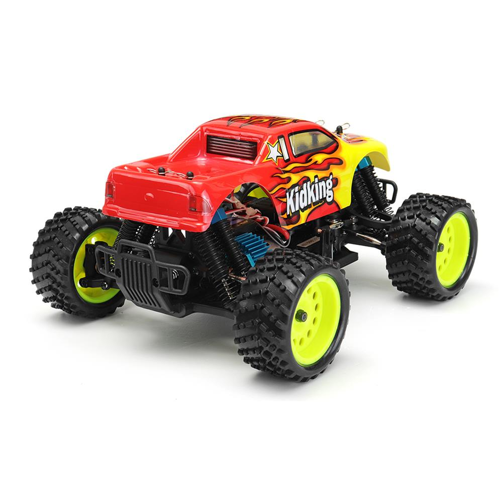 rc-cars HSP 94186 1/16 2.4G 4WD Electric Power Rc Car Kidking Rc380 Motor Off-road Monster Truck RTR Toy RC1322529 4