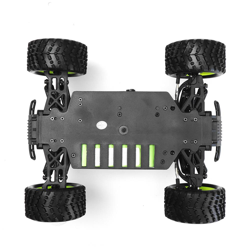 rc-cars HSP 94186 1/16 2.4G 4WD Electric Power Rc Car Kidking Rc380 Motor Off-road Monster Truck RTR Toy RC1322529 8