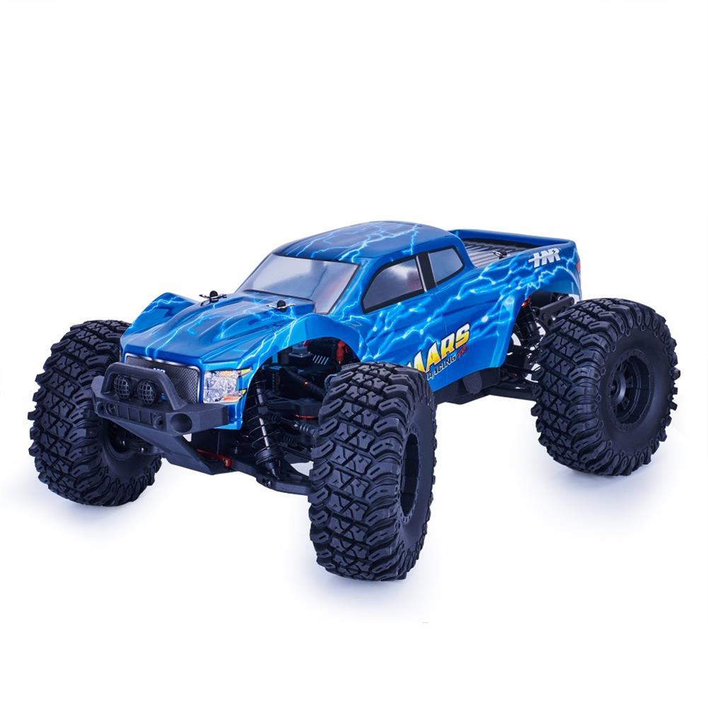 rc-cars HNR MARS Pro H9801 1/10 2.4G 4WD Rc Car 80A ESC Brushless Motor Off Road Monster Truck RTR Toy RC1323208