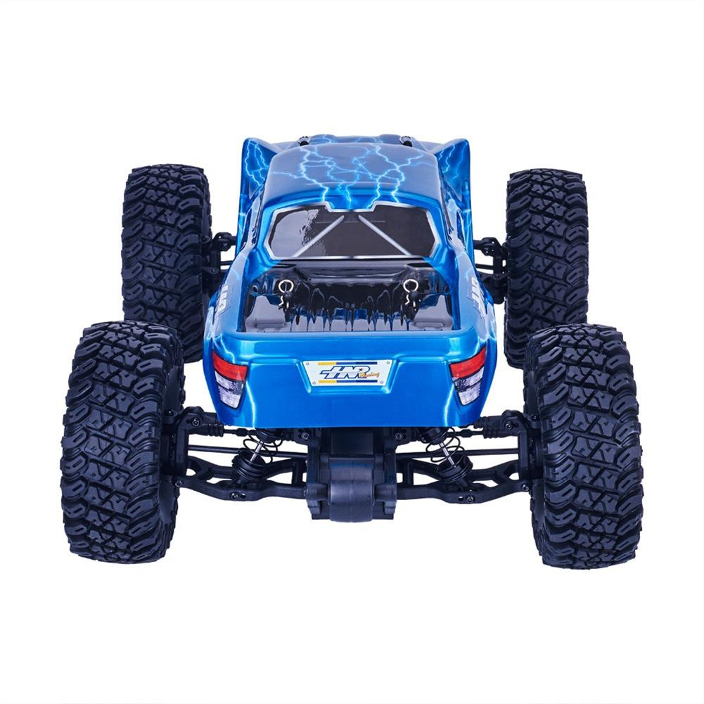 rc-cars HNR MARS Pro H9801 1/10 2.4G 4WD Rc Car 80A ESC Brushless Motor Off Road Monster Truck RTR Toy RC1323208 3