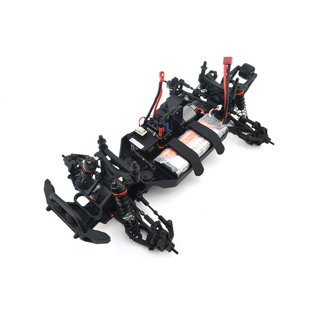 rc-cars HNR MARS Pro H9801 1/10 2.4G 4WD Rc Car 80A ESC Brushless Motor Off Road Monster Truck RTR Toy RC1323208 4