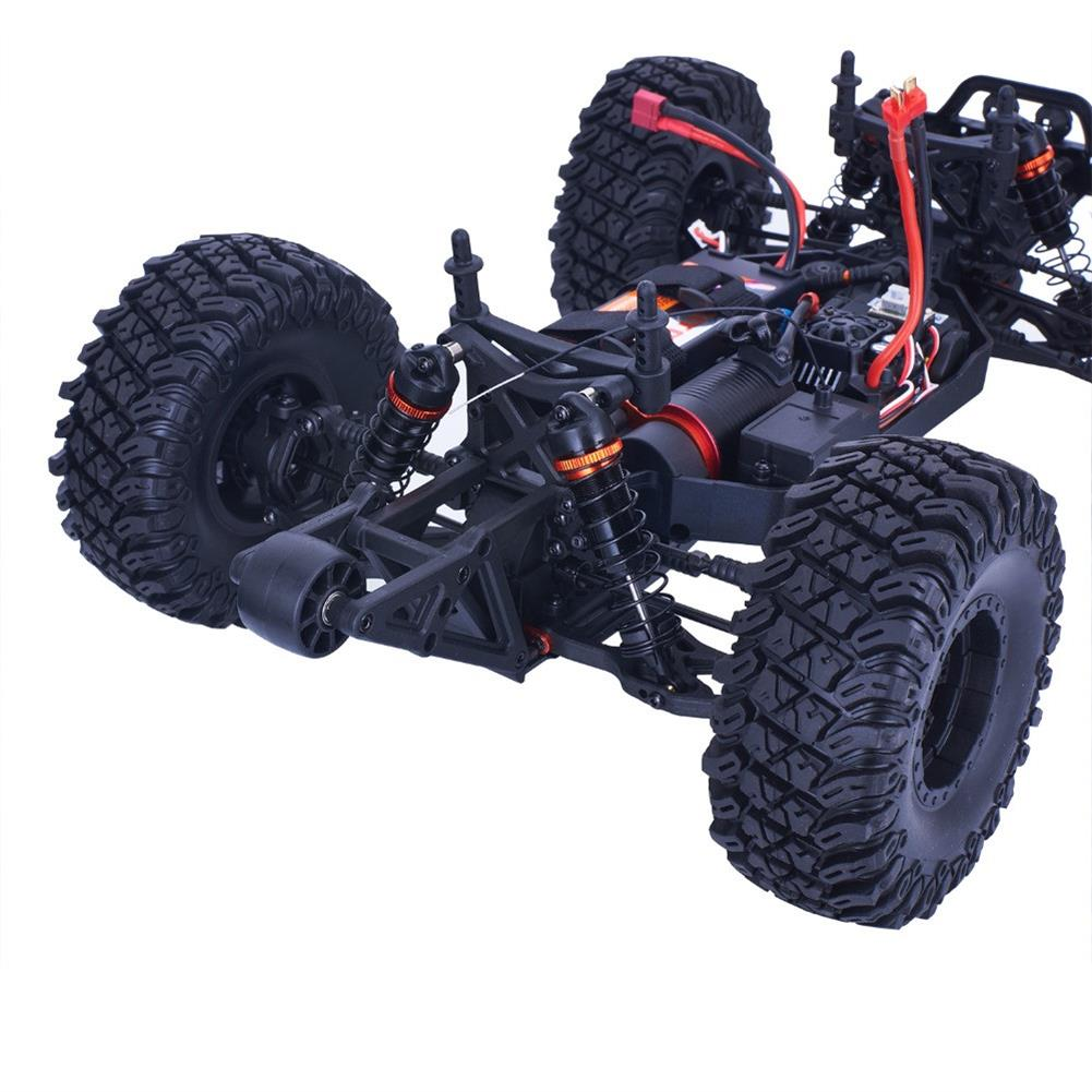 rc-cars HNR MARS Pro H9801 1/10 2.4G 4WD Rc Car 80A ESC Brushless Motor Off Road Monster Truck RTR Toy RC1323208 6