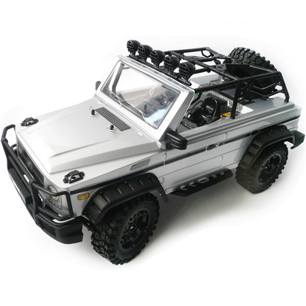 rc-cars HG P402 1/10 2.4G 4WD Wheel Drive Roadster Climbing RC Car Upgrade Metal Chassis RC1323655