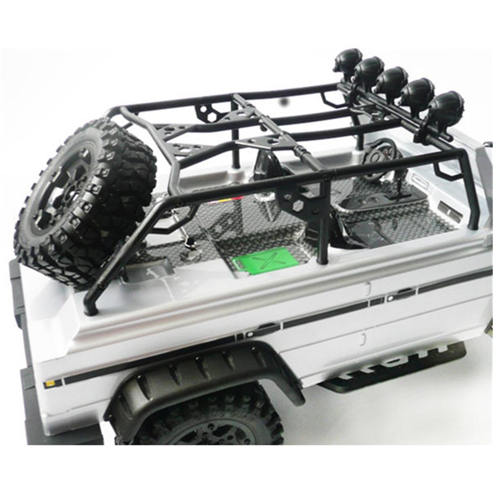 rc-cars HG P402 1/10 2.4G 4WD Wheel Drive Roadster Climbing RC Car Upgrade Metal Chassis RC1323655 3