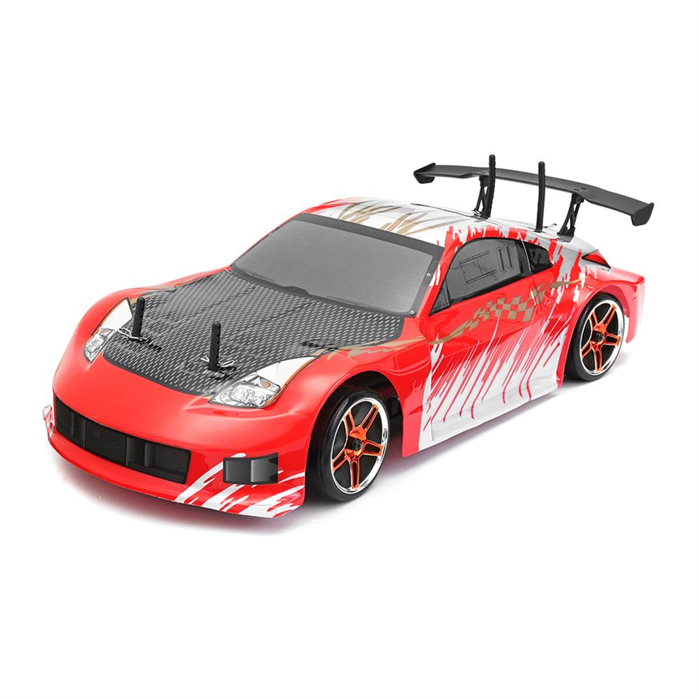 rc-cars HSP 94123 1/10 4WD 2.4G 540 Motor 7.2V 1800Mah Battery On Road Drifting RC Car RC1323814