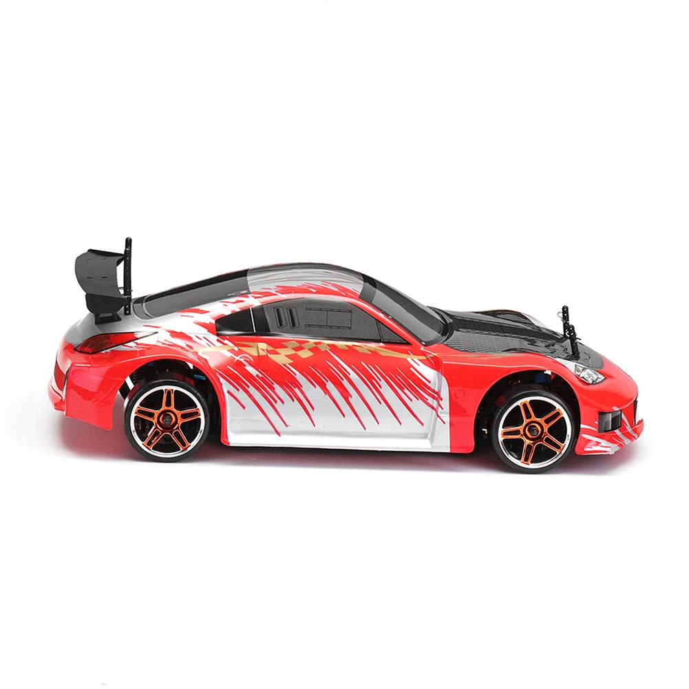 rc-cars HSP 94123 1/10 4WD 2.4G 540 Motor 7.2V 1800Mah Battery On Road Drifting RC Car RC1323814 1
