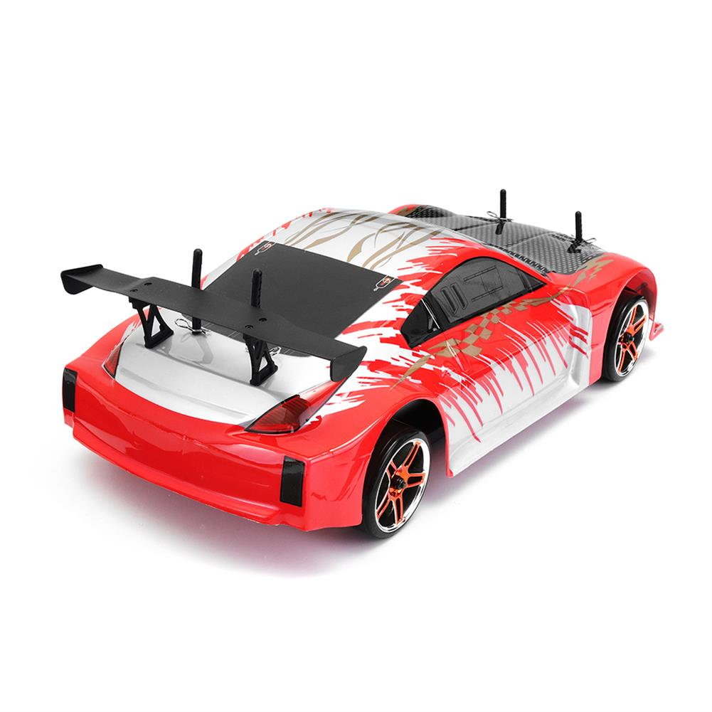 rc-cars HSP 94123 1/10 4WD 2.4G 540 Motor 7.2V 1800Mah Battery On Road Drifting RC Car RC1323814 3