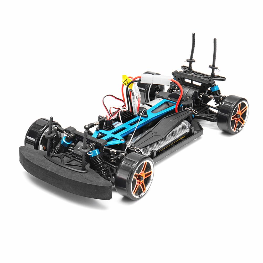 rc-cars HSP 94123 1/10 4WD 2.4G 540 Motor 7.2V 1800Mah Battery On Road Drifting RC Car RC1323814 4
