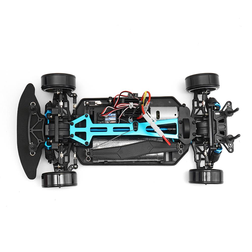 rc-cars HSP 94123 1/10 4WD 2.4G 540 Motor 7.2V 1800Mah Battery On Road Drifting RC Car RC1323814 5