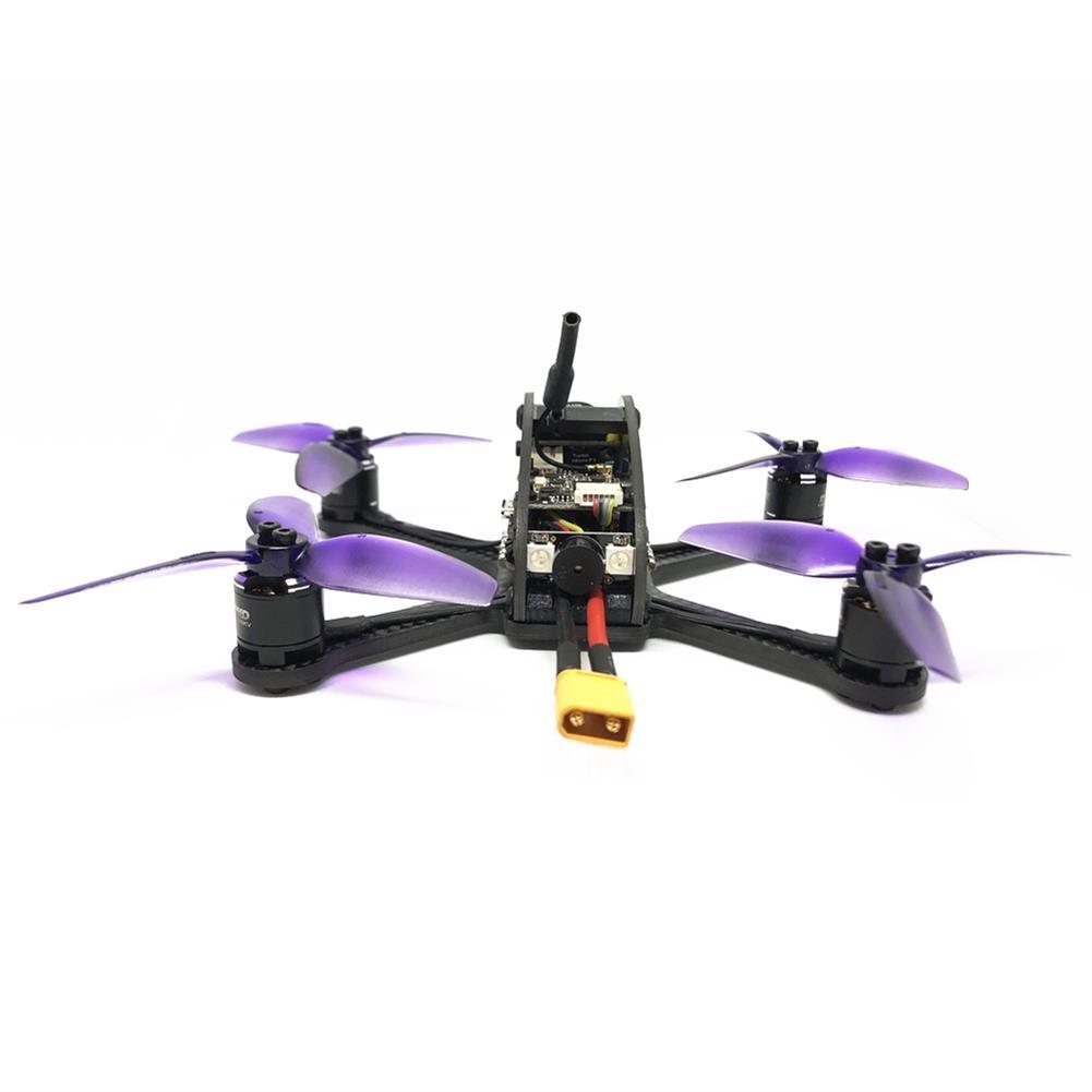 fpv-racing-drones FullSpeed FSD Leader 3 130mm FPV Racing RC Drone F4 OSD 28A BLHeli_S Dshot600 48CH 600mW Caddx Micro F2 PNP RC1325019 4