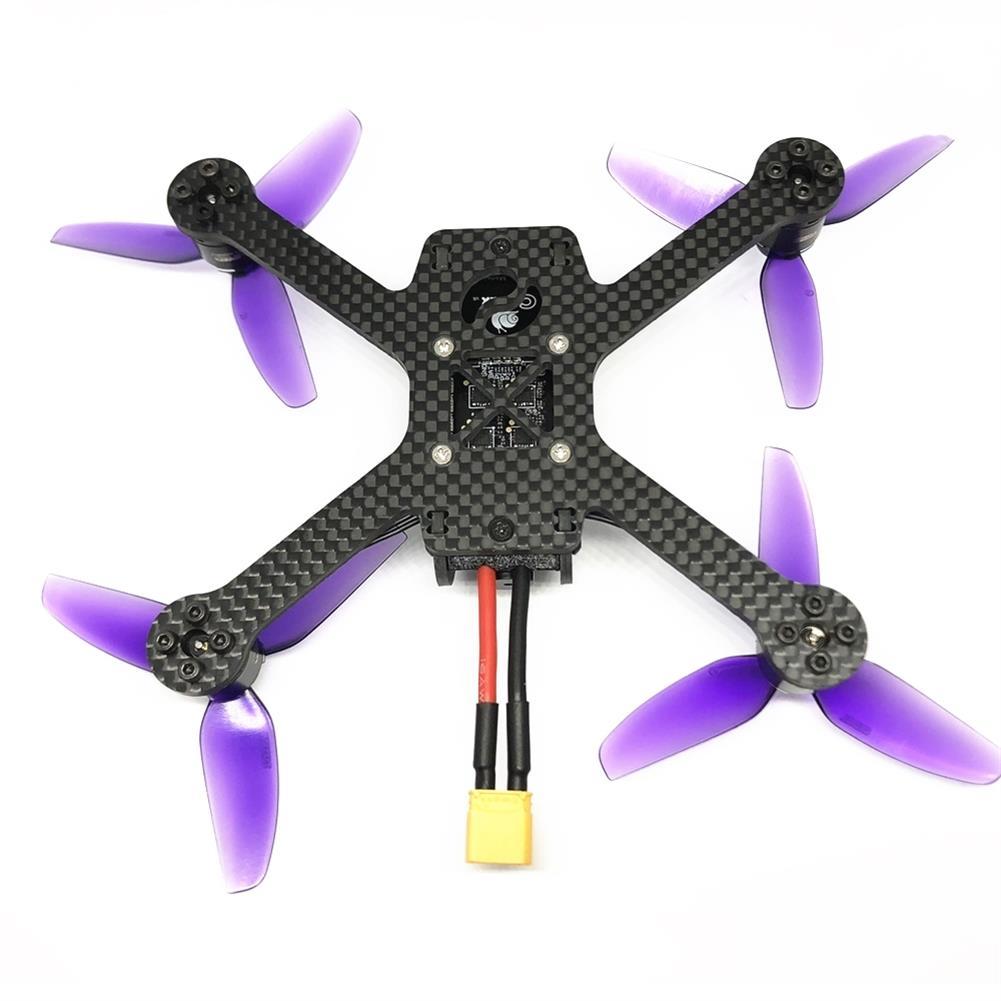 fpv-racing-drones FullSpeed FSD Leader 3 130mm FPV Racing RC Drone F4 OSD 28A BLHeli_S Dshot600 48CH 600mW Caddx Micro F2 PNP RC1325019 5