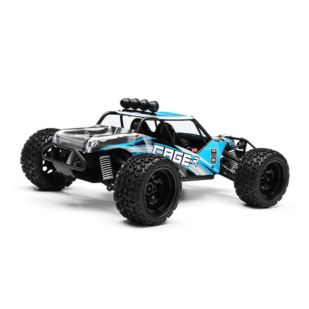 rc-cars DHK Hobby 8142 1/10 2.4G 2WD 446mm 35km/h Brushed Rc Car 30-degree Slope Climbing Rock Crawler RTR RC1325230 1