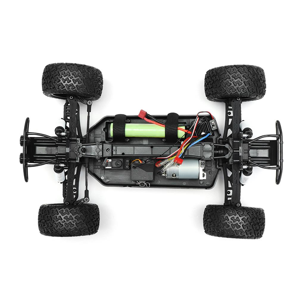 rc-cars DHK Hobby 8142 1/10 2.4G 2WD 446mm 35km/h Brushed Rc Car 30-degree Slope Climbing Rock Crawler RTR RC1325230 5