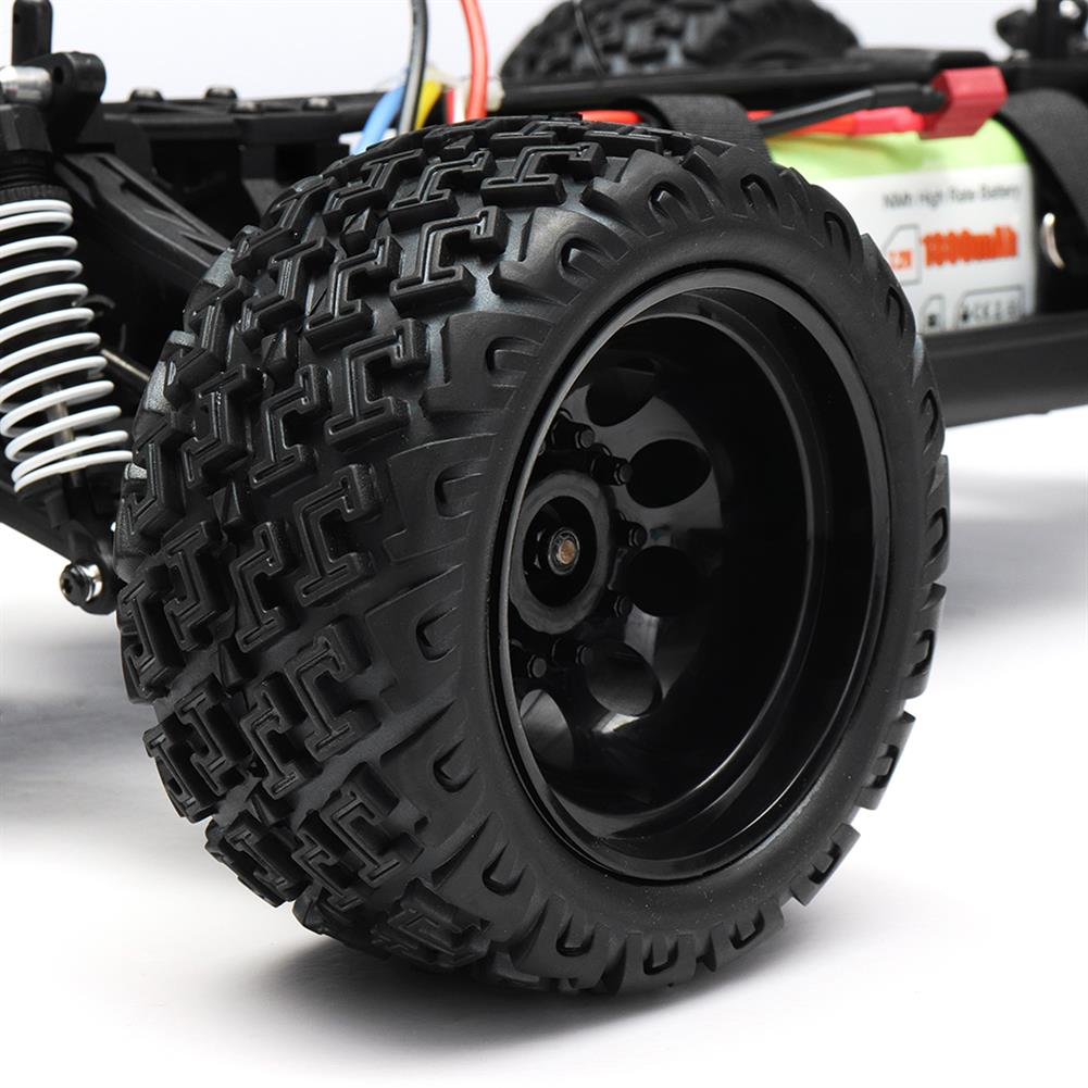 rc-cars DHK Hobby 8142 1/10 2.4G 2WD 446mm 35km/h Brushed Rc Car 30-degree Slope Climbing Rock Crawler RTR RC1325230 8