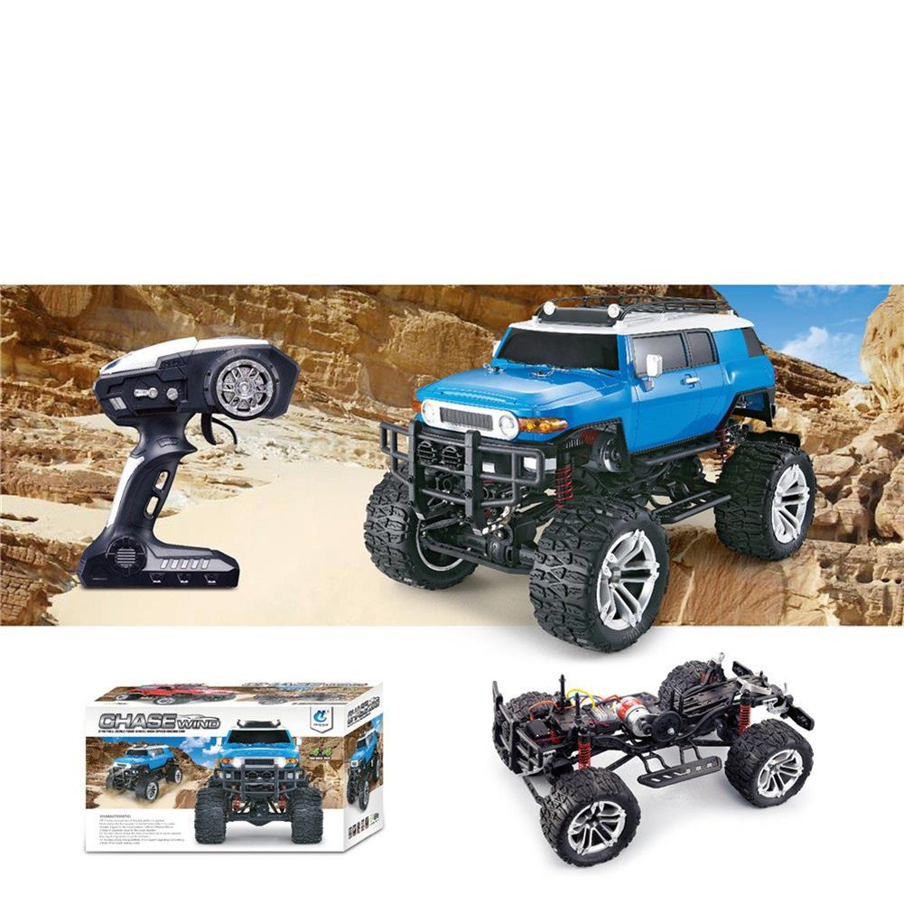 rc-cars HG P404 1/10 2.4G 4WD 46cm Apace Gallop 540 Brushed Rc Car 20km/h 4x4 Rock Crawler RTR Toy RC1325855 3