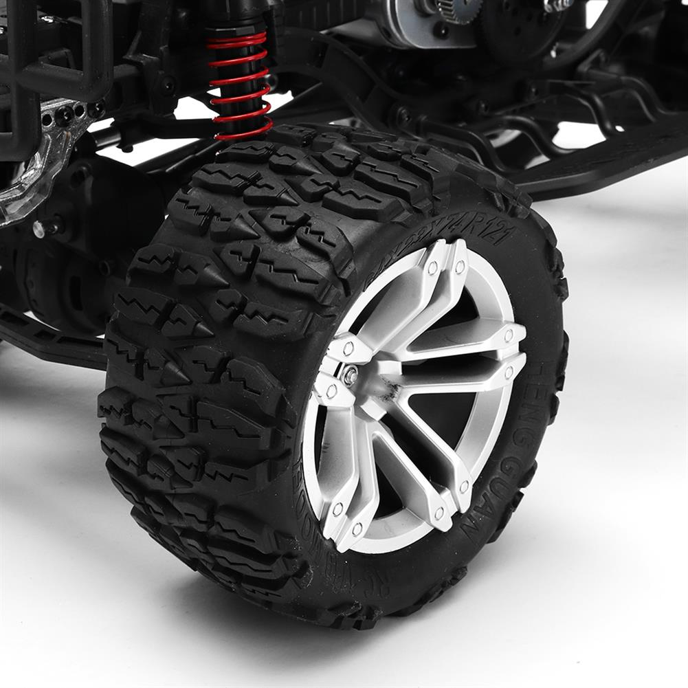 rc-cars HG P404 1/10 2.4G 4WD 46cm Apace Gallop 540 Brushed Rc Car 20km/h 4x4 Rock Crawler RTR Toy RC1325855 8