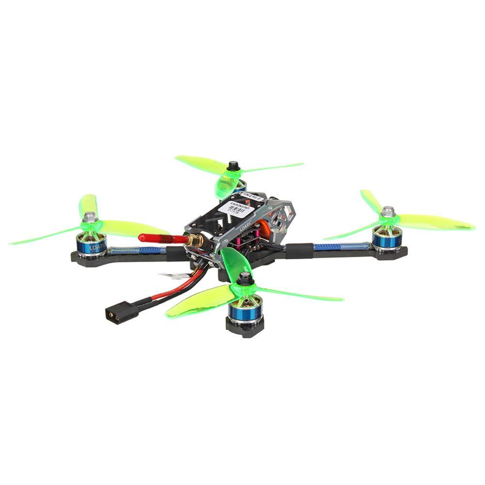 fpv-racing-drones LDARC Kingkong KK 220 F4 OSD 20A BL_S FPV Racing Drone w/ 25/100/200mW VTX Runcam Swift Mini PNP RC1327574 4