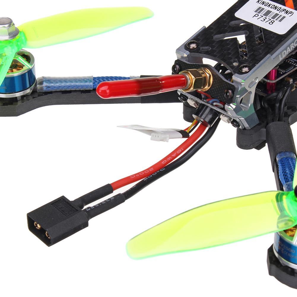 fpv-racing-drones LDARC Kingkong KK 220 F4 OSD 20A BL_S FPV Racing Drone w/ 25/100/200mW VTX Runcam Swift Mini PNP RC1327574 5