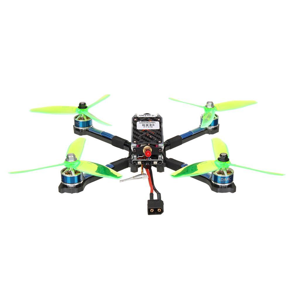 fpv-racing-drones LDARC Kingkong KK 220 F4 OSD 20A BL_S FPV Racing Drone w/ 25/100/200mW VTX Runcam Swift Mini PNP RC1327574 6