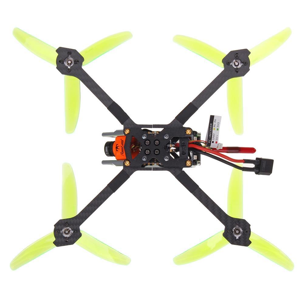 fpv-racing-drones LDARC Kingkong KK 220 F4 OSD 20A BL_S FPV Racing Drone w/ 25/100/200mW VTX Runcam Swift Mini PNP RC1327574 7
