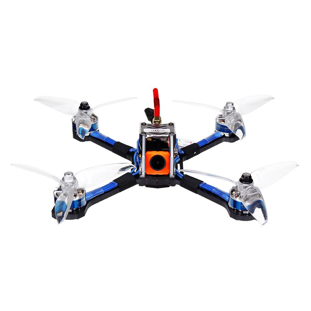fpv-racing-drones LDARC Kingkong KK 5GT 213mm F4 OSD FPV Racing Drone w/ BL_S 48CH 25/200/600mW VTX Runcam Swift Mini RC1327581