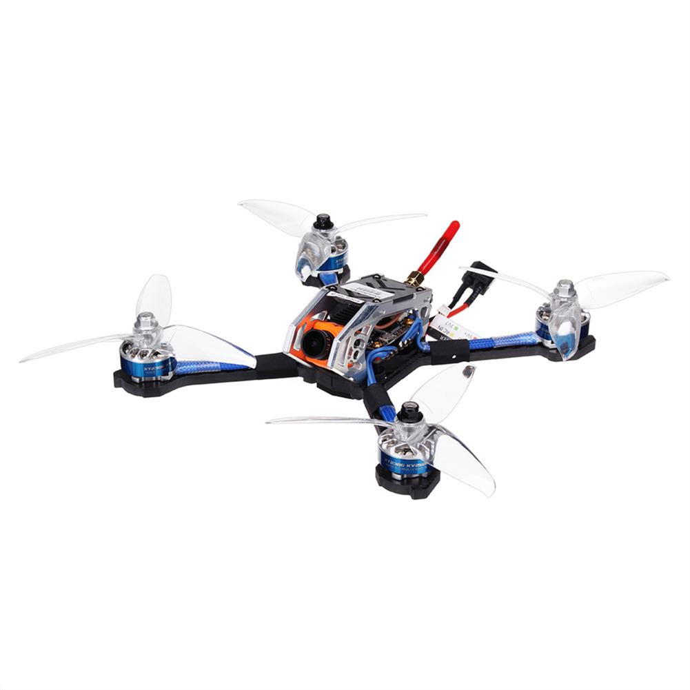 fpv-racing-drones LDARC Kingkong KK 5GT 213mm F4 OSD FPV Racing Drone w/ BL_S 48CH 25/200/600mW VTX Runcam Swift Mini RC1327581 1