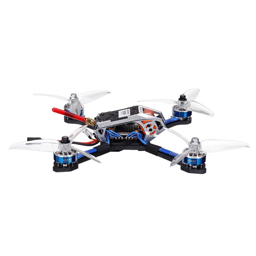 fpv-racing-drones LDARC Kingkong KK 5GT 213mm F4 OSD FPV Racing Drone w/ BL_S 48CH 25/200/600mW VTX Runcam Swift Mini RC1327581 2
